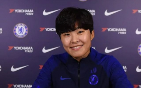 S. Korean Ji So-yun signs extension with Chelsea FC Women