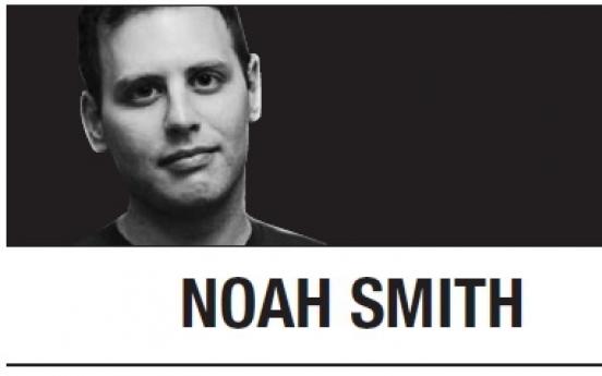 [Noah Smith] America's workers need labor union comeback