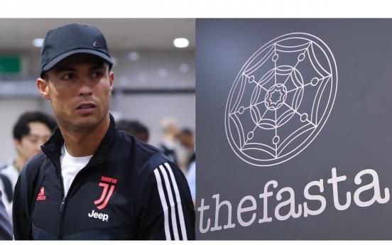 Police raid company behind Ronaldo saga