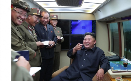 Pyongyang taunts Seoul as 'fool,' lambasts over military exercise with US