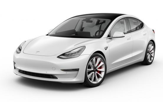 Tesla Model 3 launches in Korea