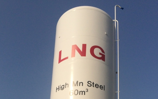 Posco's high-end cryogenic steel for LNG tanks gets green light