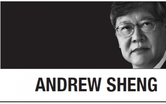 [Andrew Sheng] Hong Kong problems are essentially a family quarrel