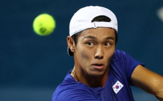 South Korean Lee Duck-hee notches landmark ATP win