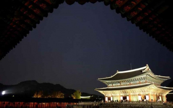 Gyeongbokgung to open its gates for autumn nights