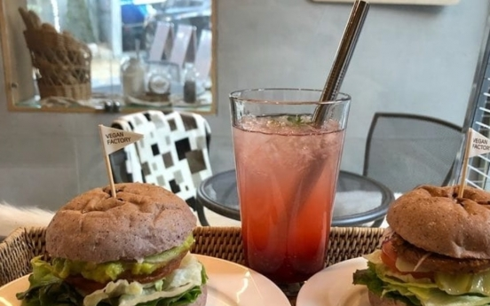 [Weekender] Vegan bakeries gaining traction in Seoul