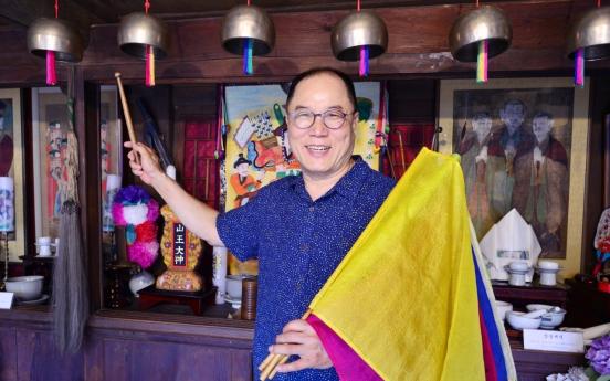 [Herald Interview] Behind Korea's first shamanism museum, a folklorist's lifelong devotion