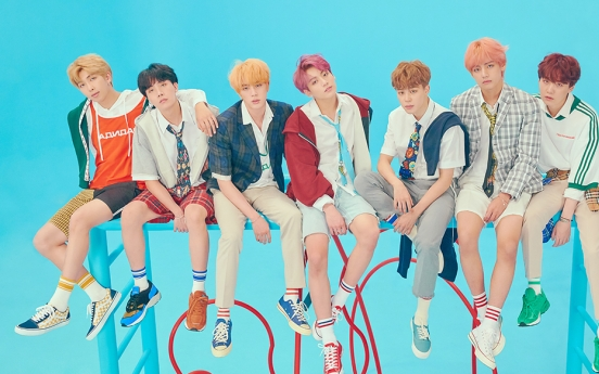 Record numbers: BTS hits milestone with 2nd Gold record in US