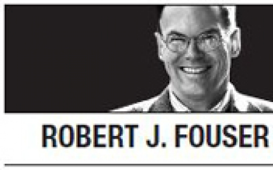 [Robert J. Fouser] The importance of local news