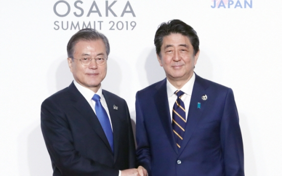 US hopes South Korea and Japan can rebuild ties from 'rock bottom'