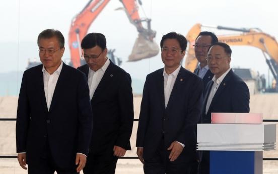 Making a U-turn, Hyundai Mobis to build new EV parts plant in Ulsan