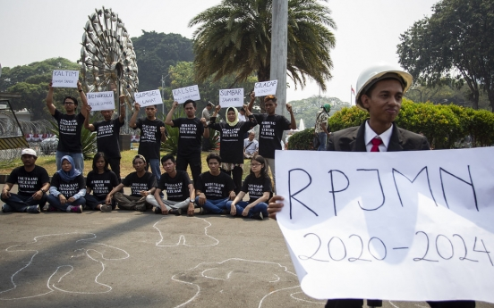 Indonesians seek injunction in Seoul to stop coal-fired plants