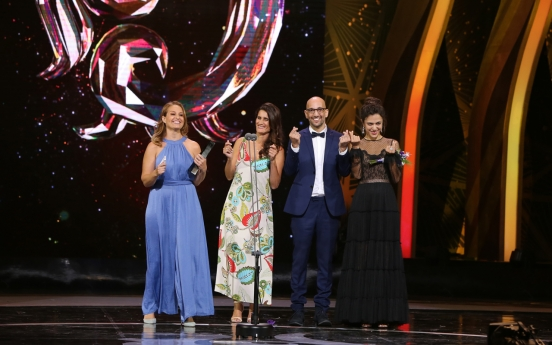 Israeli TV series tops Seoul International Drama Awards