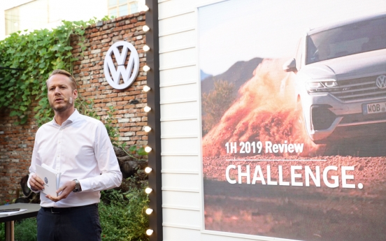 Volkswagen to bolster SUV lineup with launch of five new models by 2020