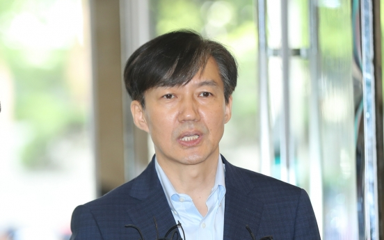 Parties clash over Cho's confirmation hearing