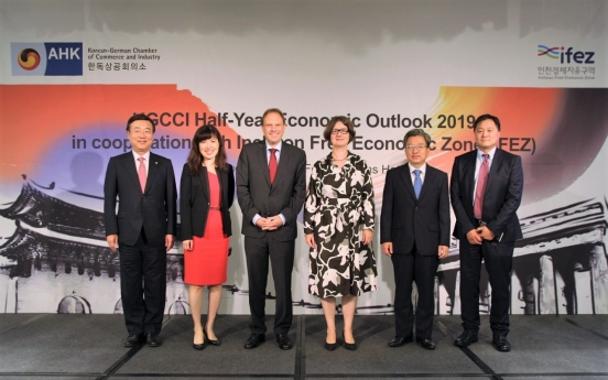 Half-Year Economic Outlook 2019 highlights trends affecting Korean-German trade