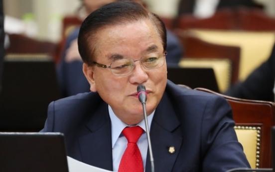 [Newsmaker] Opposition lawmaker under fire for sexist remark