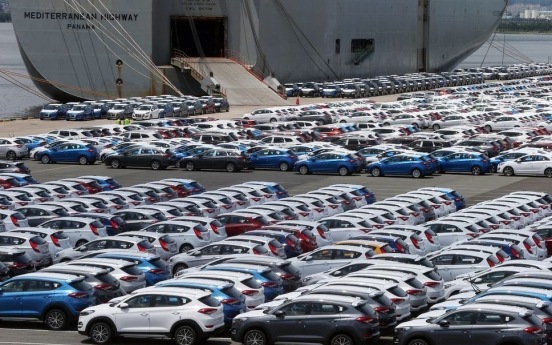 Aug. foreign car sales dip 5.6% on weak Japanese car demand