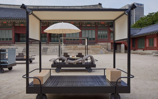 MMCA's Deoksugung outdoor project remembers Gojong, last Joseon king