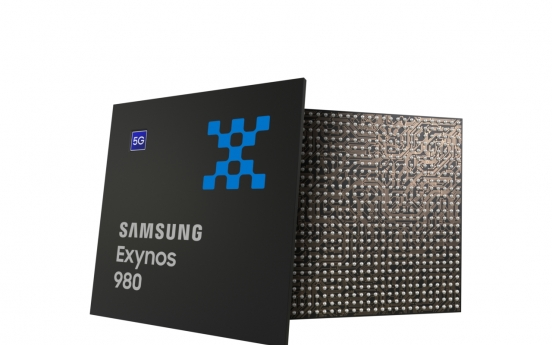 Samsung launches first 5G-integrated mobile processor