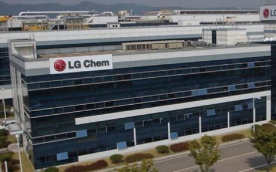 LG Chem, UDC to develop upgraded OLED materials