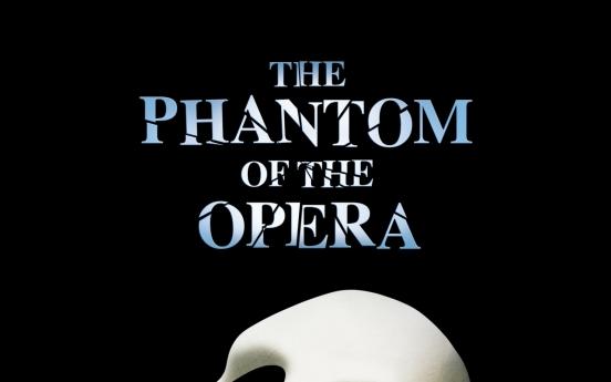 'The Phantom of the Opera' to visit Korea in Dec.