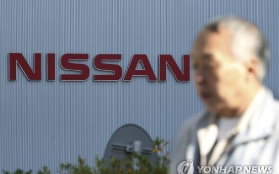 Nissan mulls withdrawal from Korea: reports