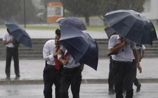Typhoon Lingling leaves 3 dead, more than 20 injured