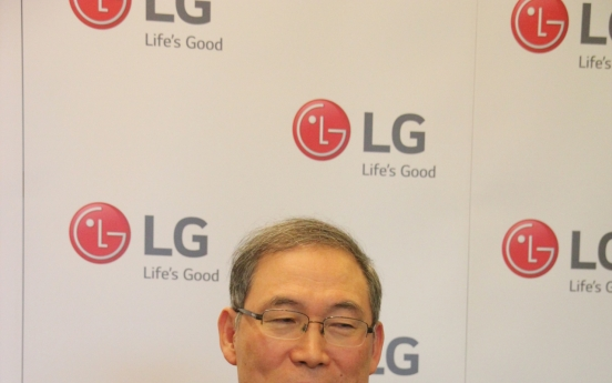 [IFA 2019] LG has IoT edge over traditional European companies: CEO