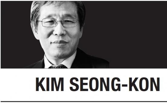 [Kim Seong-kon] Korea in the eyes of a lawyer/historian