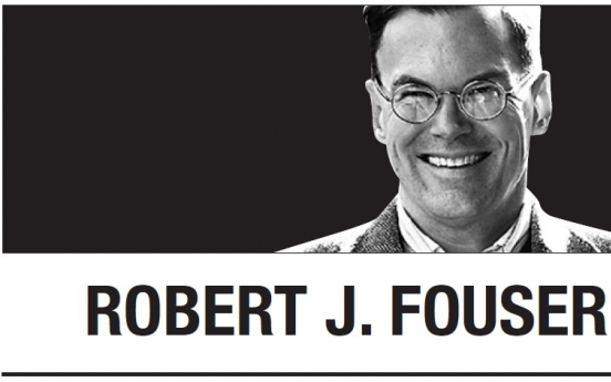 [Robert J. Fouser] Politics in age of hysteria