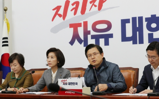 [Newsmaker] Main opposition leader to have head shaved to demand dismissal of justice minister