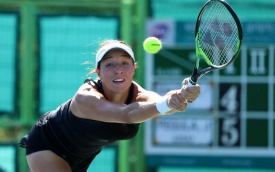 After early tournament exit, half Korean tennis player turns eyes to business