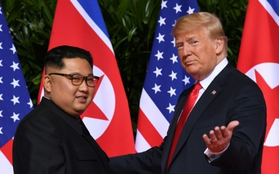 Trump declines to comment on report Kim invited him to North Korea