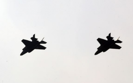 S. Korea to publicly display F-35A fighter for first time next month