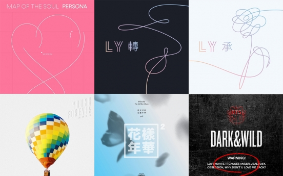 BTS' special playlist