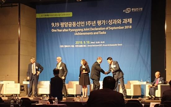 Experts raise possibility of interim US-N. Korea denuke agreement