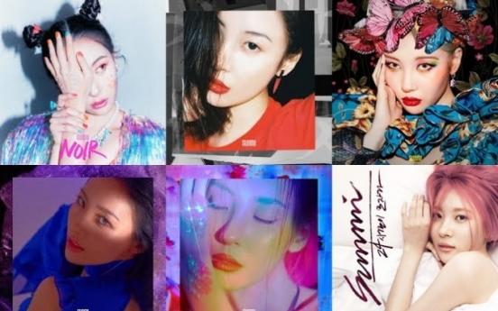 #Sunmipop: 7 Songs to celebrate the best of Sunmi