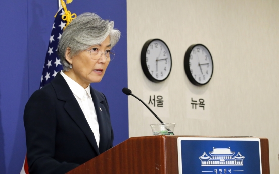 Korea to stress multilateralism, its role in international society at UN