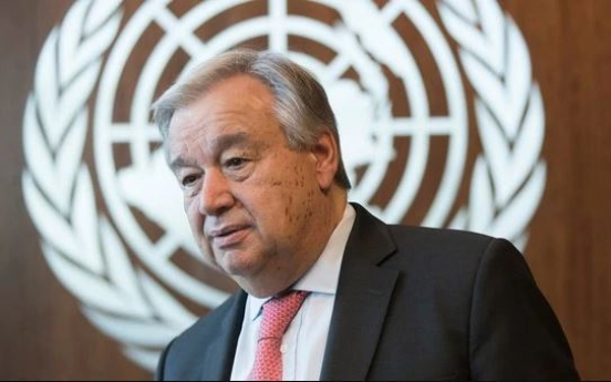 'Deficit of trust': At UN, leaders of a warming world gather