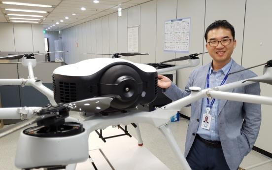 [Hydrogen Korea] Doosan's hydrogen drone pushes the limits