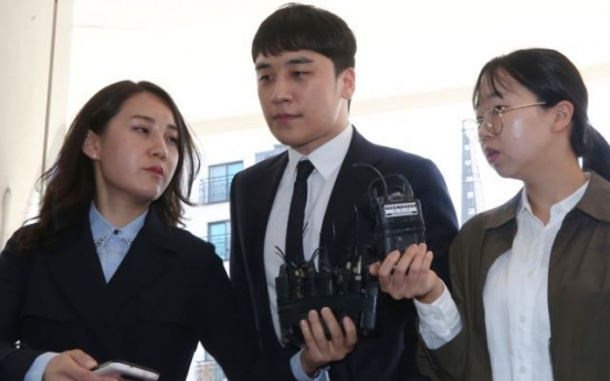 [Newsmaker] Police summon K-pop star Seungri over gambling charges