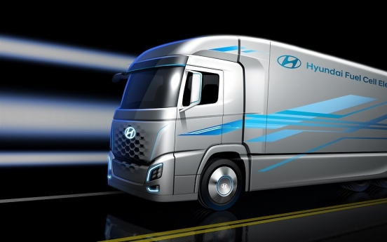 Hyundai to test hydrogen trucks in Israel: report