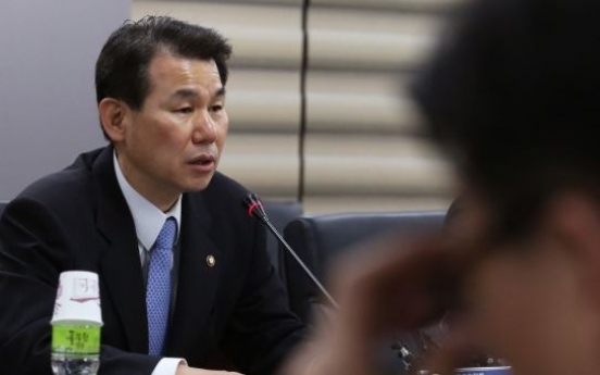 Former financial technocrat tapped as S. Korea's chief negotiator for defense cost-sharing talks with US