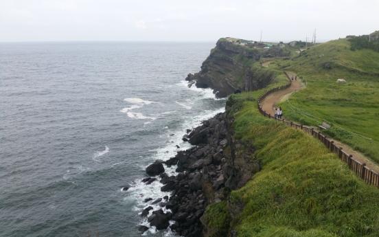 Not so lonely September in Jeju