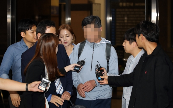 Prosecutors grill Cho Kuk's brother over foundation