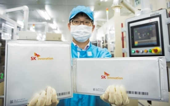 SK Innovation accuses LG Chem of reneging on patent deal