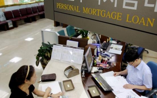 Korea's household debt growth faster than peers in 2019