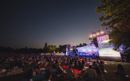 [Herald Review] Seoul Forest carried away by jazz music