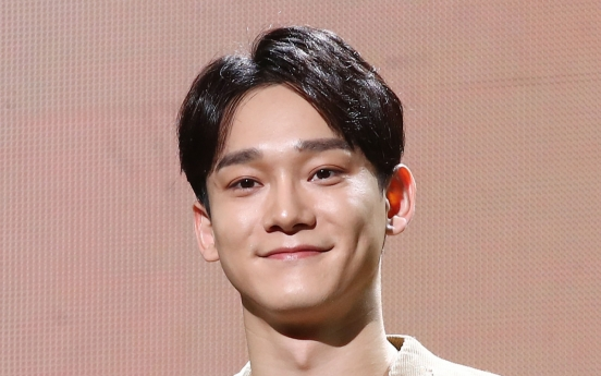 EXO's Chen drops 2nd solo EP with retro music